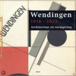 Het boek 'Wendingen' opnieuw uitgebracht.