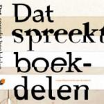 'Dat spreekt boekdelen' – 10 jaar Vlaams Fonds voor de Letteren