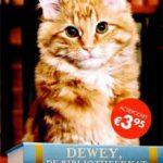 'Dewey, de bibliotheekkat' – nu voor een zacht prijsje