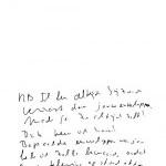 'Brieven aan Esther' – Vroege brieven van Grunberg in facsimile- en handelseditie