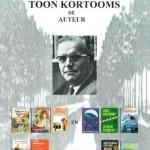 Toon Kortooms, de auteur en zijn werk – naslagwerk van verzamelaar Herman Frenken