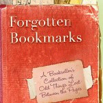 'Forgotten Bookmarks' – A Bookseller's Collection of Odd Things Lost Between the Pages