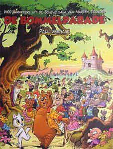 De Bommelparade - 1400 karakters uit de Bommelsaga van Marten Toonder
