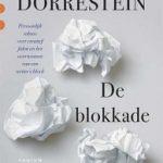 Renate Dorrestein schrijft in 'De blokkade' over haar writer's block