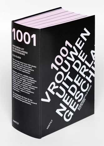 Veel belangstelling voor '1001 Vrouwen uit de Nederlandse geschiedenis'
