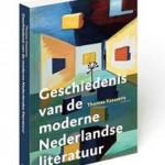 Thomas Vaessens schrijft 'Geschiedenis van de moderne Nederlandse literatuur'