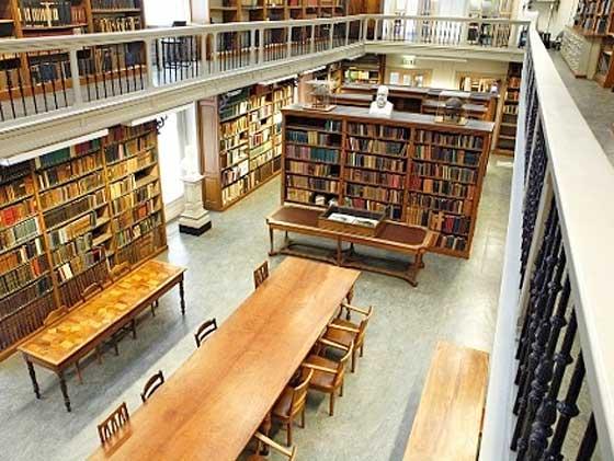 interieur-artis-bibliotheek