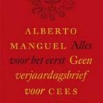 Essay van Alberto Manguel over het werk van zijn vriend Cees Nooteboom