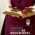 'De boekwinkel' – het romantische debuut van Deborah Meyler