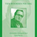 Aforismen van Gerrit Komrij in de Prominent-reeks