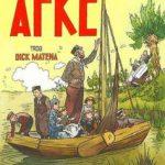 'De tsien fan Martens Afke' – stripboek Dick Matena in Friese taal