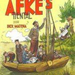 Afke's tiental nu als stripverhaal, getekend door Dick Matena