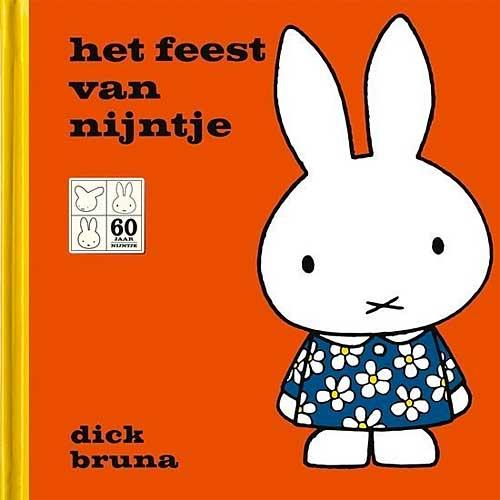 Verjaardag Nijntje.Xl Boek Het Feest Van Nijntje Voor De 60e Verjaardag Van