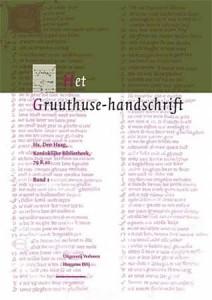 Kruyskampprijs 2018 voor Het Gruuthuse-handschrift