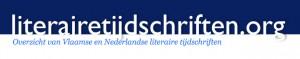 logo Literaire Tijdschriften 2015
