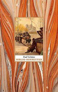De Biblio-sonnetten van Paul Verlaine