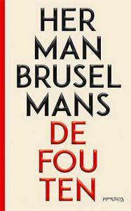 'De fouten' - biografische roman van Herman Brusselmans