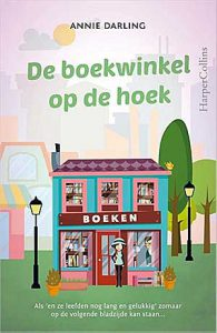 'De boekwinkel op de hoek' - roman van Annie Darling