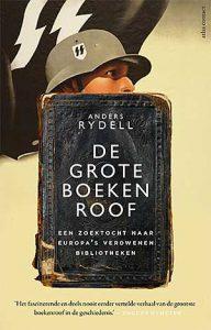 'De grote boekenroof' - Anders Rydell over de nazi-boekenplunderaars in WO II