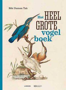 'Het heel grote vogelboek' - de klassieker Nederlandsche Vogelen nu ook voor kinderen