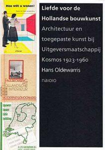 'Liefde voor de Hollandse bouwkunst' - het fonds van Uitgeversmaatschappij Kosmos