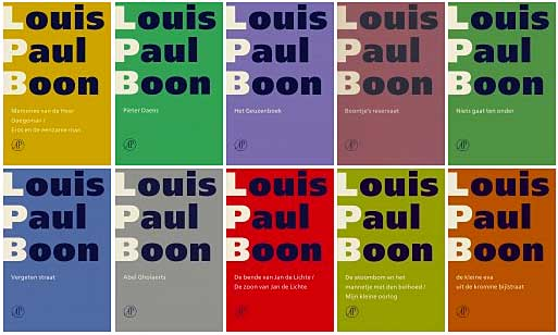 Verzameld werk Louis Paul Boon