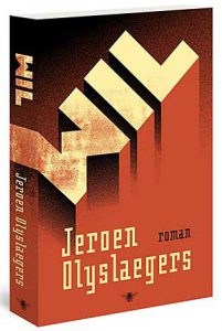 Jeroen Olyslaegers wint de Tzum-prijs 2017