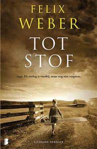 De Gouden Strop 2017 gaat naar Felix Weber met 'Tot stof'