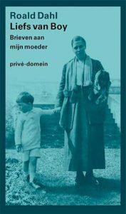Brieven van Roald Dahl aan zijn moeder gebundeld in 'Liefs van Boy'