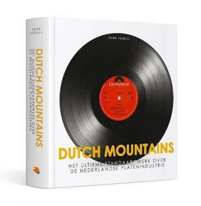 Nieuwe uitgeverij JEA komt met standaardwerk over de Nederlandse platenindustrie