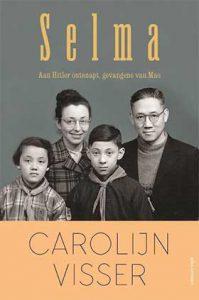 Carolijn Visser wint met 'Selma' de Zeeuwse Boekenprijs 2017