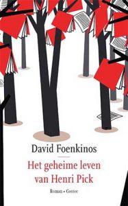'Het geheime leven van Henri Pick' - roman van David Foenkinos