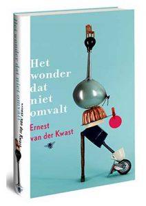 Prijs Beste Rotterdamse Boek 2017 voor Ernest van der Kwast