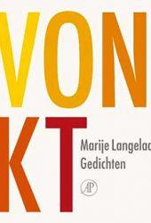 Marije Langelaar ontvangt de Jan Campert-prijs 2017