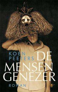 Koen Peeters wint de ECI Literatuurprijs 2017