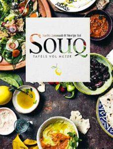 'Souq' wint de titel Het Gouden Kookboek 2017