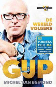 De NS Publieksprijs 2017 is gewonnen door 'De wereld volgens Gijp'