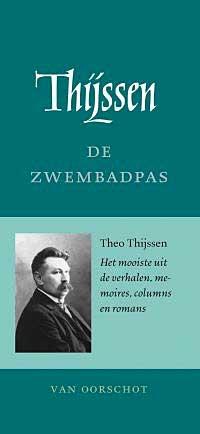 Theo Thijssen - vijfde deel in de reeks 'gedundrukt door Van Oorschot'