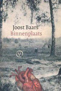 Joost Baars wint met 'Binnenplaats' de VSB Poëzieprijs 2018