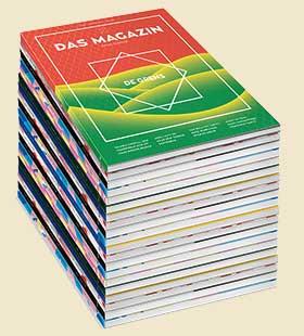 Literair tijdschrift Das Magazin stopt na 25 nummers