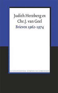 Judith Herzberg en Chris van Geel -  'Brieven 1962-1974'