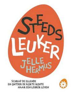 'Steeds leuker' vanJelle Hermus is het Beste Spirituele Boek 2018