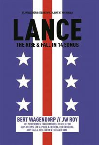 'Lance, the rise and fall in 14 songs' wint Nico Scheepmaker Beker
