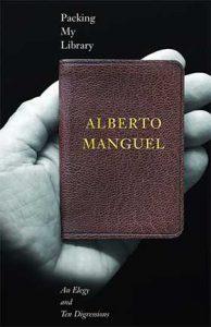 'Packing My Library' - Alberto Manguel gaat kleiner wonen