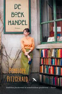 Filmeditie van 'De boekhandel' van Penelope Fitzgerald