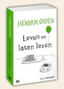 'Leven en laten leven' - Na de dagboeken een nieuwe roman van Hendrik Groen