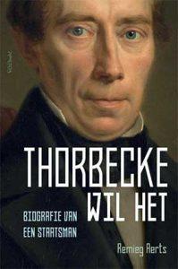 Biografie Thorbecke wint de PrinsjesBoekenPrijs 2018