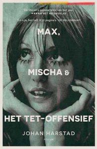 'Max, Mischa & het Tet-offensief' wint Europese Literatuurprijs 2018
