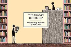 The Snooty Bookshop - Fifty Literary Postcards