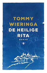 'De heilige Rita' van Tommy Wieringa is Overijssels Boek van het Jaar